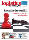 First published in Logistics Manager, January 2015.