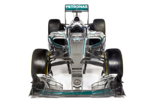 MercedesF1car