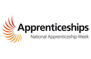 National Apprenticeship Week runs from 9 to 13 March 2015.