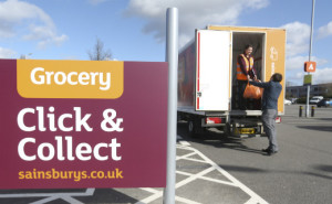 sainsbury click and collect