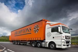 Framptons Truck