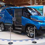 Iveco's Vision concept vehicle.