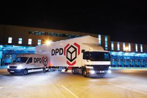 DPD sprinter-linehaul-hub