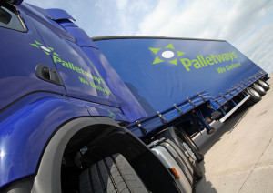 Palletways opens new site.
