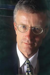 David Garman, non-executive director, John Menzies plc.