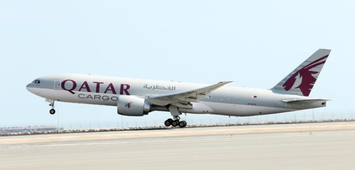 Mezies Aviation and Qatar Airways Cargo strike Heathrow deal   Logistics  Manager