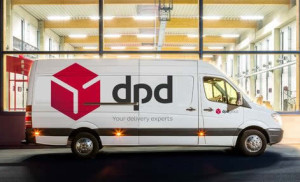 DPD van-depot