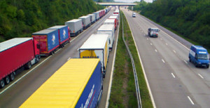 Goods moved by road freight grows by 12pc