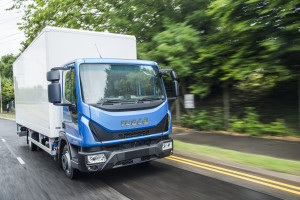 The first right-hand drive examples of new Eurocargo will start arriving into the UK and Ireland within weeks, following the international launch of Iveco's latest generation medium truck on 17 September 2015, in Italy.