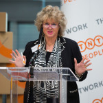Marianne Culver, managing director of TNT UK (Domestic).