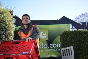 Ocado opens Andover site