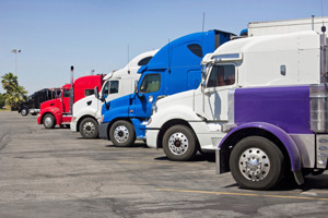 "The arrival of ""Uber for Trucking"" is ushering in a new era in the NA Trucking & Freight Logistics Market, finds Frost & Sullivan. (PRNewsFoto/Frost & Sullivan)"