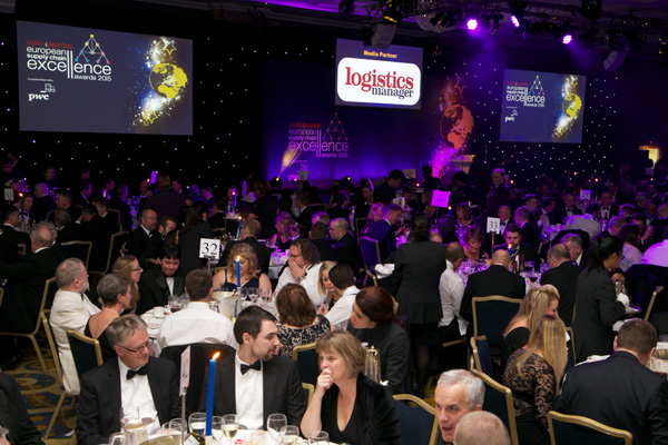 More than 600 guests attended the Awards this year.