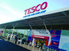Tesco reduces manual handling incidents by 60pc