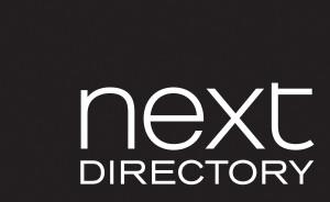 Next Directory logo tab