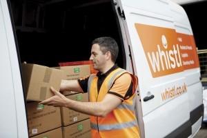 Whistl van