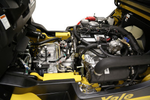 E104 Yale engine