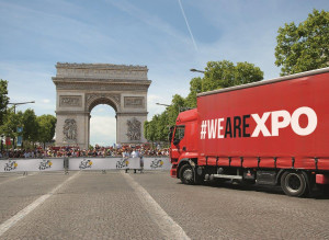 XPO is official Tour de France carrier for 36th year