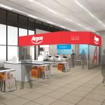 Argos concession in Sainsbury's supermarket.