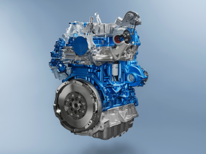 Ford EcoBlue diesel engine for Transit
