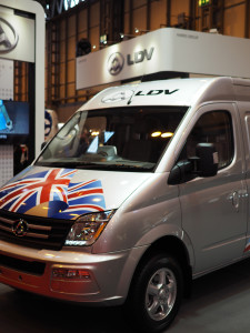 LDV back at the CV show.