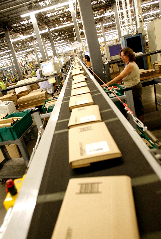 Amazon launches pan-European fulfilment service – REK UK