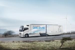 Concept truck, Volvo