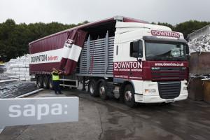 C M Downton wins £12m contract with aluminium company