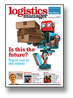 Logistics Manager, May 2016