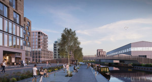 SEGRO urban logistics plan for Enfield