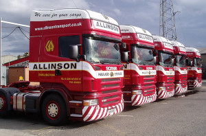 George Allinson joins Palletforce network