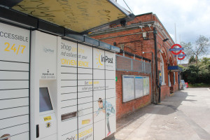 InPost lockers expand to railway stations
