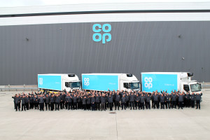 Co-op rebrands with 'heritage' logo