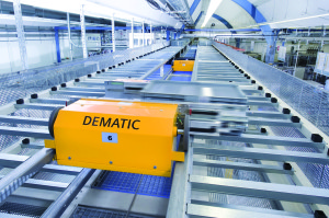 Kion buys automation specialist Dematic