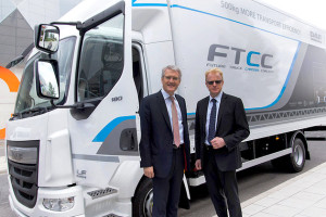 DfT future truck project