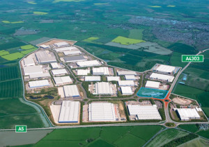 DHL 1m sq ft Lutterworth warehouse to be 'reconsidered'