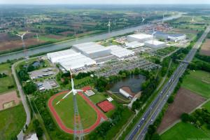 Nike expands European Logistics Campus