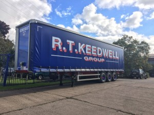 RT Keedwell R