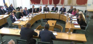House of Commons business select committee