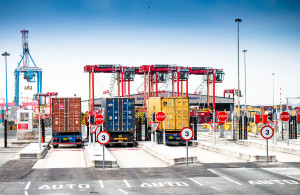 In-port container weighing introduced at Liverpool
