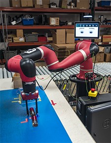 DHL pilots new robots for value-added tasks