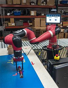 DHL pilots new robots for value-added tasks