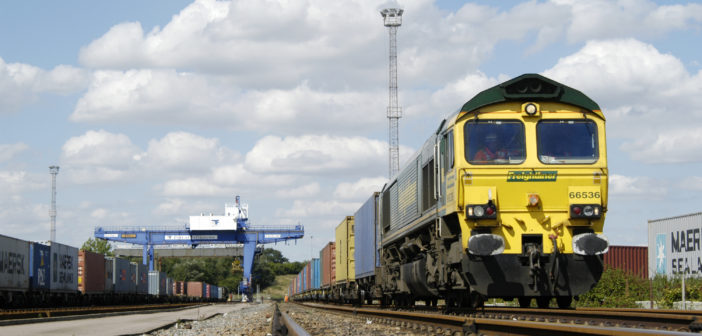 Freightliner launches 23rd Felixstowe rail service