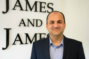 James and James appoints new board member
