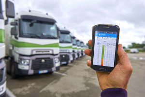 Renault introduces eco-driving telematics