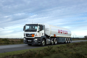 BP chooses Hoyer for retail fuel distribution