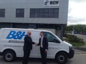 BCW chooses B&H Worldwide