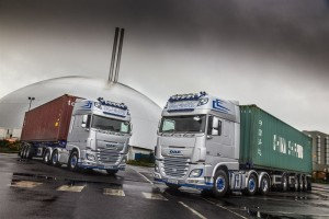 KER Transport acquires DAF trucks