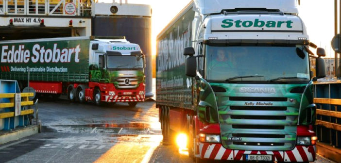 Eddie Stobart wins Tesco contract renewal
