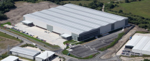 Exertis completes building of giant new NDC